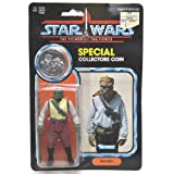 Barada Star Wars Power of the Force Vintage Kenner Figure #1