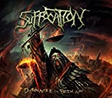 Pinnacle of Bedlam by Suffocation (2013) Audio CD