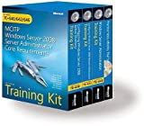 img - for MCITP Windows Server 2008 Server Administrator Core Requirements Self-Paced Training Kit: Exams 70-640/642/646 [With Companion CD and 2 Evaluation DVD [BOXED-MCITP SELF PACED TRAI-4V] book / textbook / text book