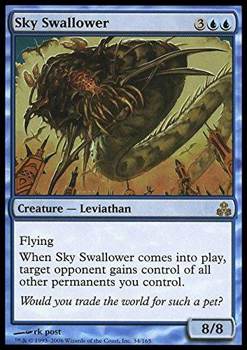 Magic: the Gathering - Sky Swallower - Divora Cieli - Guildpact - Foil