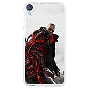 a AND b Designer Printed Mobile Back Cover / Back Case For HTC Desire 826 (HTC_826_2089)