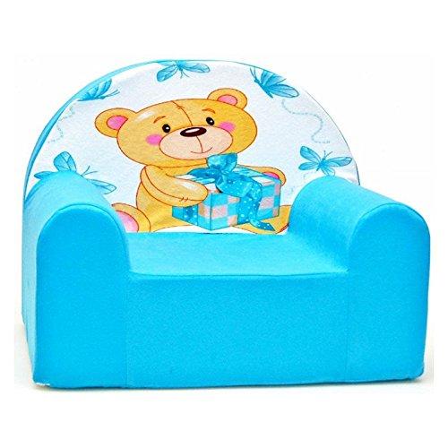 fauteuil enfant meuble mod le b bleu clair b3 avis. Black Bedroom Furniture Sets. Home Design Ideas