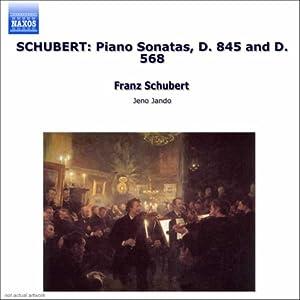 Schubert: Piano Sonatas Nos. 7 & 16, d. 845,568