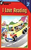 img - for I Love Reading Homework Booklet, Level 2 (Homework Booklets) book / textbook / text book
