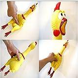 マルコ:マネッティ 【Marco:Manetti】 大声で鳴くビックリ面白チキン 1番遊びやすい20cmサイズ shrilling chicken