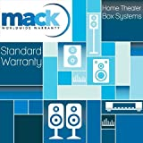 Mack 3 Year Extended Home Theater Warranty For Home Theater Systems Up To$2 000 *1001