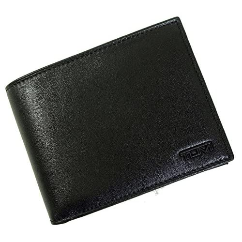 (トゥミ)TUMI 財布 DELTA メンズ 二つ折り(ブラック) 18637D TM-111 [並行輸入品]