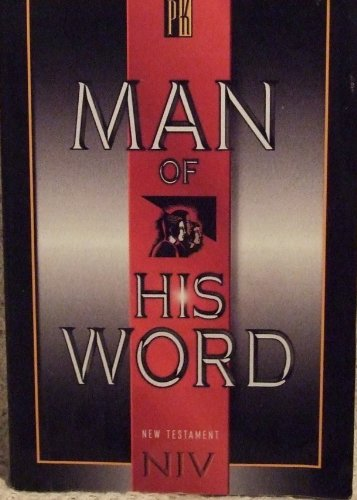 A Man of His Word New Testament (Promise Keepers Evangelism Plan)