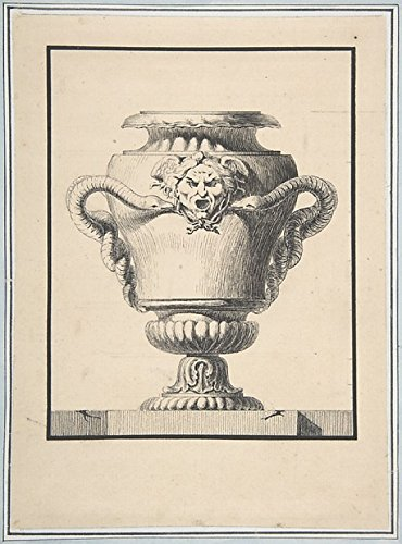 Design For A Vase Poster Print By L.N. Percenet (18 X 24)