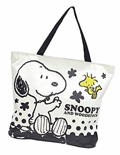 Snoopy tote bag Mommy bag school shopping, etc. (Snoopy: c type)