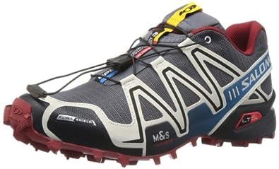 Salomon Mens Speedcross 3 CS Trail Running Shoe by Salomon