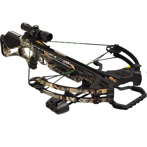 Barnett Outdoors Brotherhood Crossbow Package,