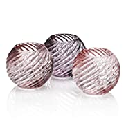 3 Bauble Tealight Holders