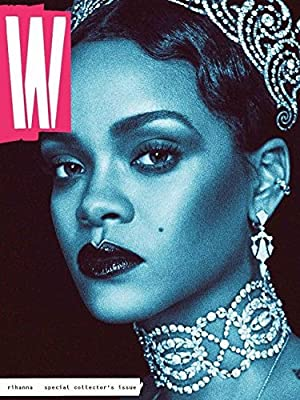 W Magazine (September, 2016) Rihanna Cover