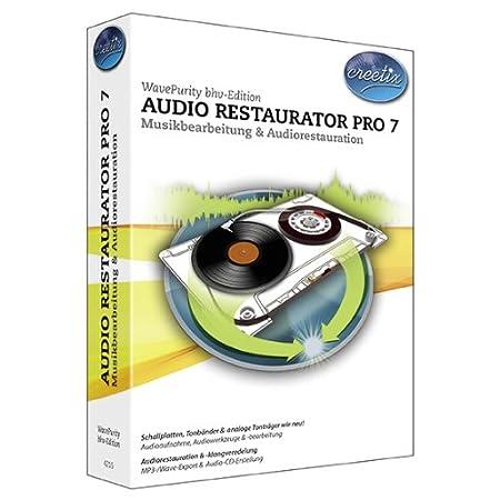 Audio Restaurator Pro 7