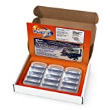 Gillette Fusion Manual Men's Razor Blade Refills, 12 Count