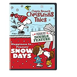 Charlie Brown's Christmas Tales / Happiness is... Peanuts Snow Days