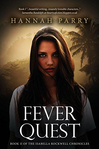 Fever Quest by Hannah Parry ebook deal