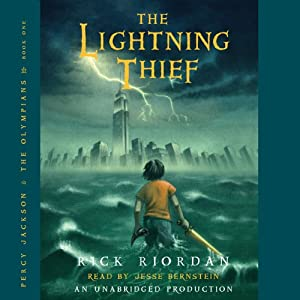The Lightning Thief Audiobook