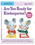 Are You Ready for Kindergarten? Penci...
