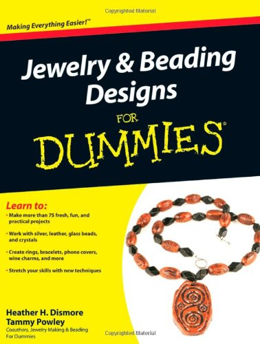 Jewelry and Beading Designs For Dummies Picture