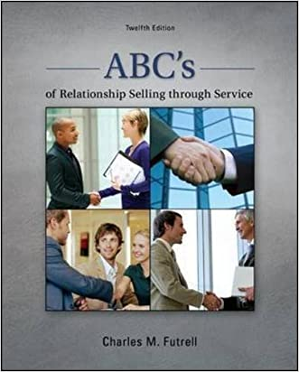 ABC's of Relationship Selling through Service written by Charles Futrell