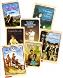 img - for Historical Biography Books (12) : Jackie Robinson - Against All Odds - The Wright Brothers - George Washington Carver - Squanto - They Made a Revolution - Lous Braille - Helen Keller's Teacher (Scholastic Biography Library for Kids : Grade 3 - 4) book / textbook / text book