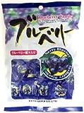 加藤製菓 ブルーベリーキャンディ 110g×10袋