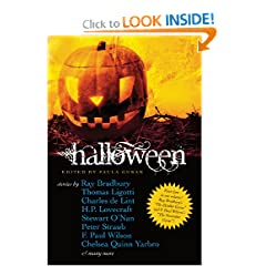 Halloween by Paula Guran,&#32;Ray Bradbury and Thomas Ligotti