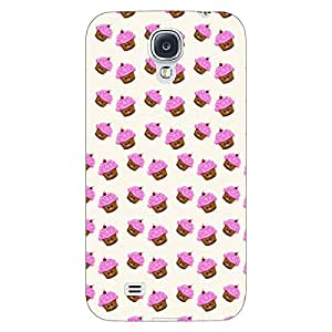 Jugaaduu Cupcake Love Back Cover Case For Samsung Galaxy S4 Mini I9192