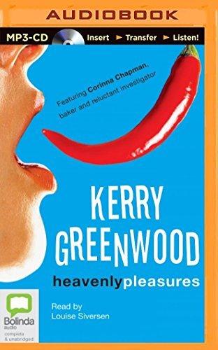 Heavenly Pleasures (Corinna Chapman Mysteries) by Kerry Greenwood (2014-09-02)
