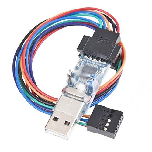 Foxnovo USBasp Programmer USB Firmware Loader for KK Multicopter Controller Board - 1