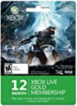 Xbox Live 12 Month Gold for Halo 4 [O...