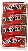 Trident Gum, Cinnamon, 18-Stick Packs…