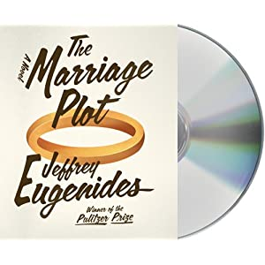 The Marriage Plot by Jeffrey Eugenides Audiobook