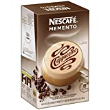 Nescafe Memento Coffee, Cappuccino, 8 - Count