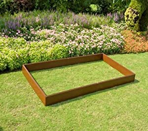 Tierra Garden 4441 Raised Garden Bed, 4-Feet by 2-Feet