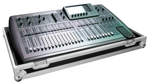 Road Ready Rrx32W Case For Behringer X32 Mixer With Wheels
