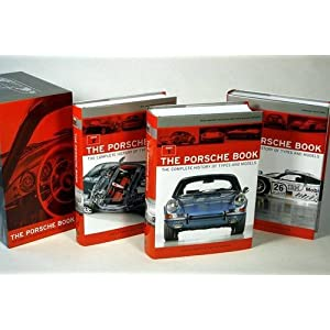 The Porsche Book: The Complete History of Types and Models