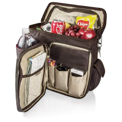 Picnic Time Turismo Insulated Cooler Backpack Moka Home