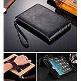 For Apple IPAD 2/3/4 Case,Business Class ULTRA SLiM Premium Luxury Leather Smart Flip Case Flip Cover For APPLE...