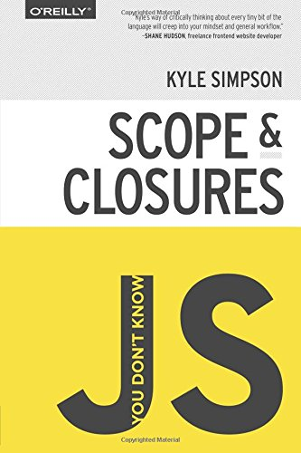 You Don't Know JS: Scope & Closures - Media Scope