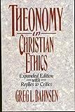 Theonomy in Christian Ethics
