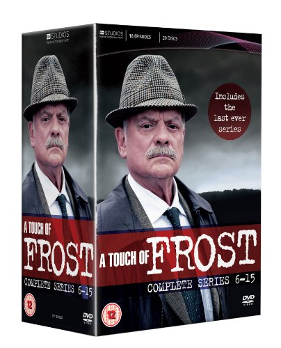 A Touch Of Frost - Series 6-15 [DVD]