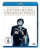 DVD Cover 'Die Entdeckung der Unendlichkeit  [Blu-ray]