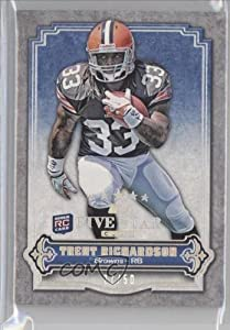 Trent Richardson #27 50 Cleveland Browns (Trading Card) 2012 Topps Five Star Club... by Topps Five Star Club