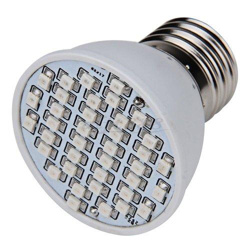 E27 Blue 38 3528 Smd Led Home Office Spot Light Bulb Lamp Spotlight 230V 2W