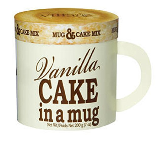 Mug Cake From Box Cake Mix With No Oil