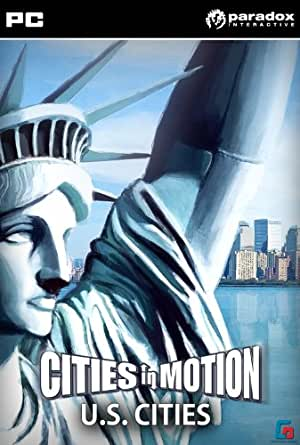 Cities in Motion: U.S. Cities DLC [Download]