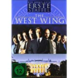 The West Wing - Die komplette erste Staffel [6 DVDs] - Martin Sheen, Allison Janney, John Spencer, Bradley Whitford, Janel Moloney, Richard Schiff, Rob Lowe, Thomas Schlamme, Marc Buckland, Michael Lehmann, Anthony Drazan, Chris Misiano, Alan Taylor